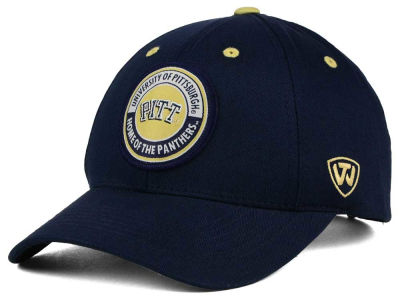 Pittsburgh Panthers Top of the World NCAA Tackleup Cap