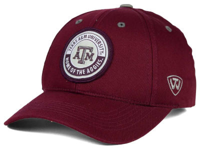 Texas A&M Aggies Top of the World NCAA Tackleup Cap