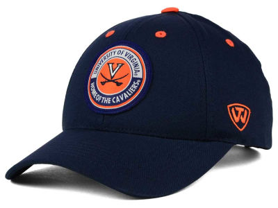 Virginia Cavaliers Top of the World NCAA Tackleup Cap