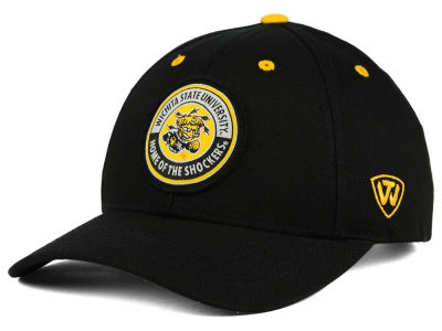Wichita State Shockers Top of the World NCAA Tackleup Cap