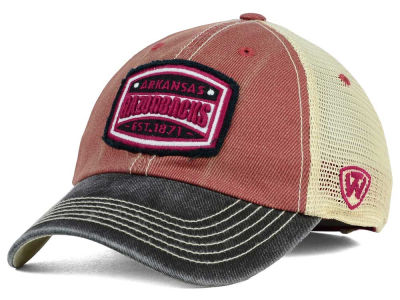Arkansas Razorbacks Top of the World NCAA Hy Buddy Cap