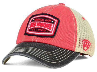 Arkansas State Red Wolves Top of the World NCAA Hy Buddy Cap