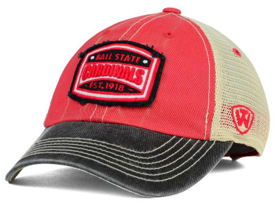Ball State Cardinals Top of the World NCAA Hy Buddy Cap