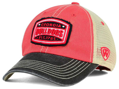 Georgia Bulldogs Top of the World NCAA Hy Buddy Cap