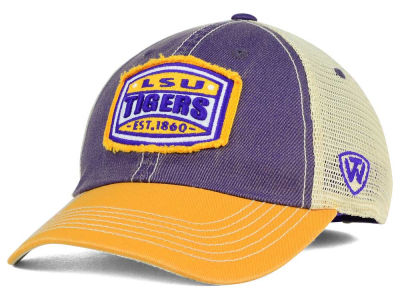 LSU Tigers Top of the World NCAA Hy Buddy Cap