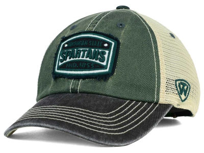 Michigan State Spartans Top of the World NCAA Hy Buddy Cap