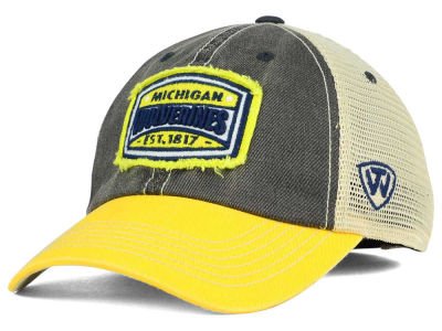 Michigan Wolverines Top of the World NCAA Hy Buddy Cap