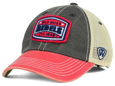 Ole Miss Rebels Top of the World NCAA Hy Buddy Cap