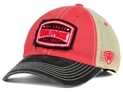 North Carolina State Wolfpack Top of the World NCAA Hy Buddy Cap