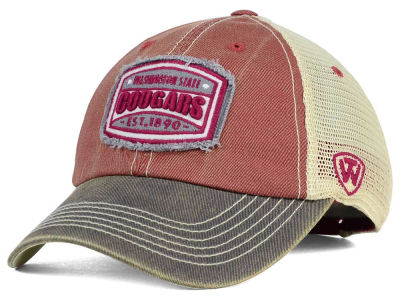 Washington State Cougars Top of the World NCAA Hy Buddy Cap