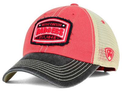 Wisconsin Badgers Top of the World NCAA Hy Buddy Cap