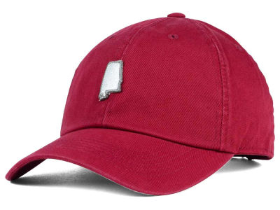 Alabama Crimson Tide Top of the World NCAA State Adjustable Cap