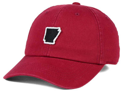 Arkansas Razorbacks Top of the World NCAA State Adjustable Cap