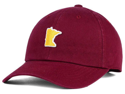 Minnesota Golden Gophers Top of the World NCAA State Adjustable Cap