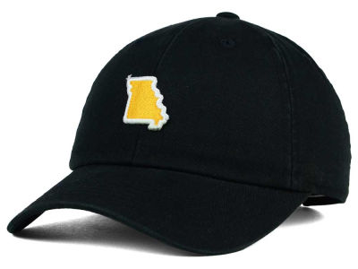 Missouri Tigers Top of the World NCAA State Adjustable Cap