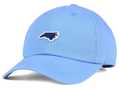 North Carolina Tar Heels Top of the World NCAA State Adjustable Cap