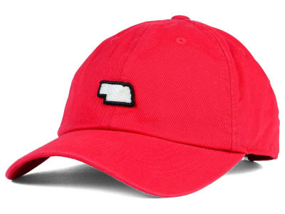Nebraska Cornhuskers Top of the World NCAA State Adjustable Cap