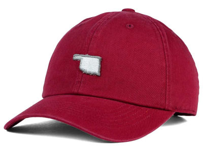 Oklahoma Sooners Top of the World NCAA State Adjustable Cap