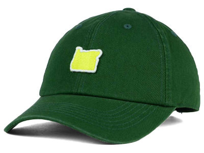 Oregon Ducks Top of the World NCAA State Adjustable Cap