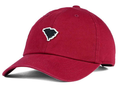 South Carolina Gamecocks Top of the World NCAA State Adjustable Cap