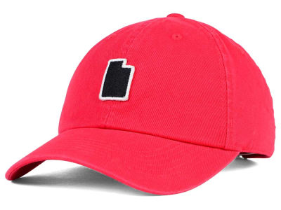 Utah Utes Top of the World NCAA State Adjustable Cap