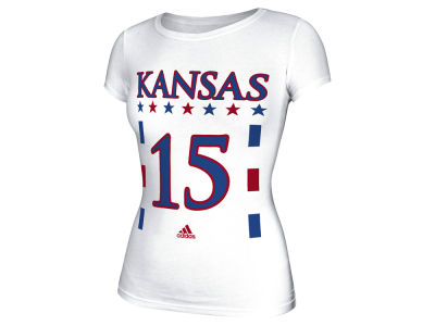 Kansas Jayhawks adidas NCAA Women's World University Games T-Shirt