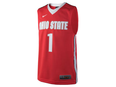 Ohio State Buckeyes Nike NCAA Youth Replica Basketball Jersey