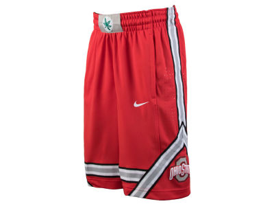 Ohio State Buckeyes Nike NCAA Youth Replica Basketball Short