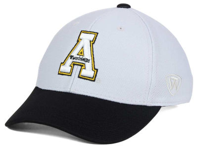 Appalachian State Mountaineers Top of the World NCAA Youth Mission Stretch Cap