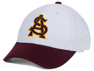 Arizona State Sun Devils Top of the World NCAA Youth Mission Stretch Cap