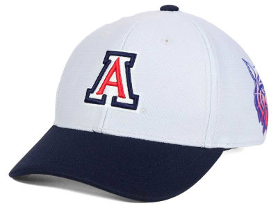 Arizona Wildcats Top of the World NCAA Youth Mission Stretch Cap