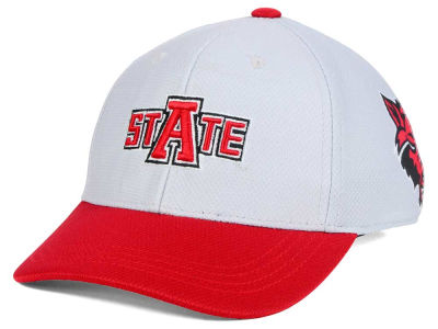Arkansas State Red Wolves Top of the World NCAA Youth Mission Stretch Cap