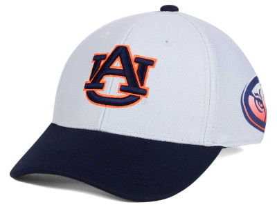 Auburn Tigers Top of the World NCAA Youth Mission Stretch Cap