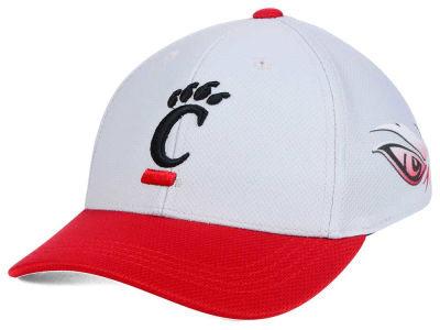 Cincinnati Bearcats Top of the World NCAA Youth Mission Stretch Cap