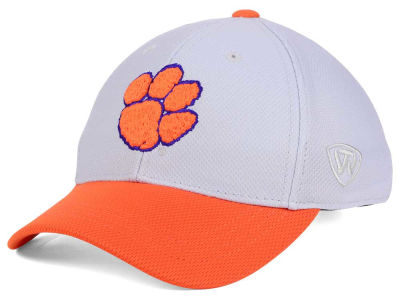 Clemson Tigers Top of the World NCAA Youth Mission Stretch Cap