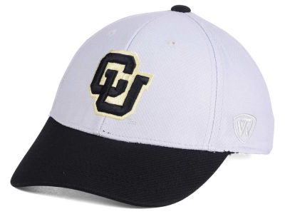 Colorado Buffaloes Top of the World NCAA Youth Mission Stretch Cap