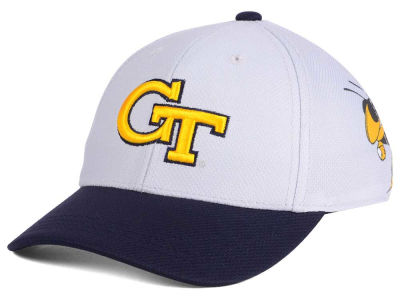 Georgia-Tech Top of the World NCAA Youth Mission Stretch Cap