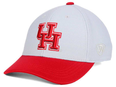 Houston Cougars Top of the World NCAA Youth Mission Stretch Cap