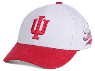 Indiana Hoosiers Top of the World NCAA Youth Mission Stretch Cap