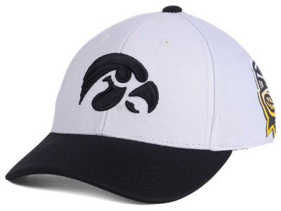 Iowa Hawkeyes Top of the World NCAA Youth Mission Stretch Cap