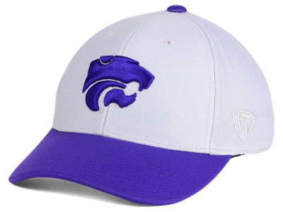Kansas State Wildcats Top of the World NCAA Youth Mission Stretch Cap