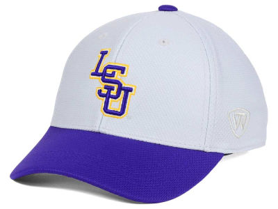 LSU Tigers Top of the World NCAA Youth Mission Stretch Cap