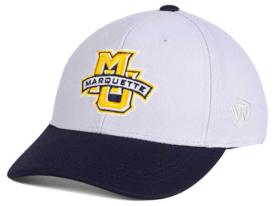 Marquette Golden Eagles Top of the World NCAA Youth Mission Stretch Cap