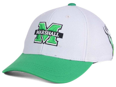 Marshall Thundering Herd Top of the World NCAA Youth Mission Stretch Cap