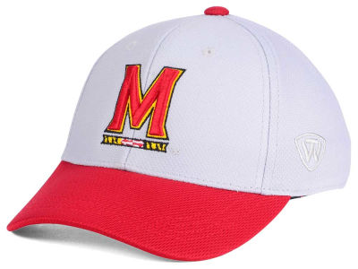 Maryland Terrapins Top of the World NCAA Youth Mission Stretch Cap