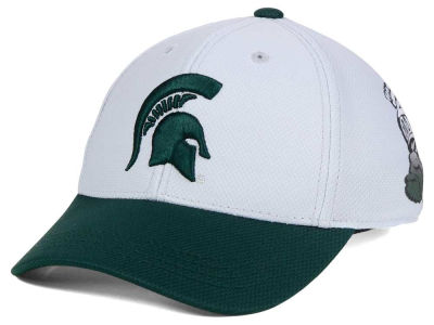 Michigan State Spartans Top of the World NCAA Youth Mission Stretch Cap