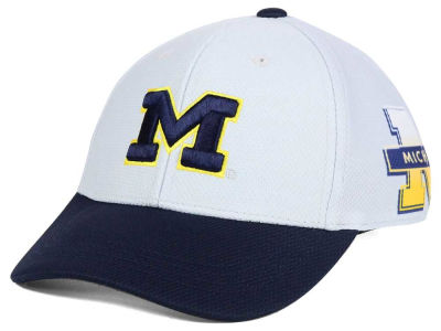 Michigan Wolverines Top of the World NCAA Youth Mission Stretch Cap