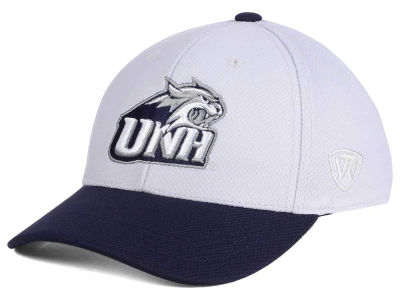 New Hampshire Wildcats Top of the World NCAA Youth Mission Stretch Cap