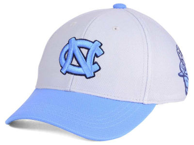 North Carolina Tar Heels Top of the World NCAA Youth Mission Stretch Cap