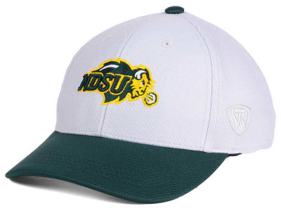 North Dakota State Bison Top of the World NCAA Youth Mission Stretch Cap